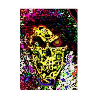 Death Mosaic Stickable poster