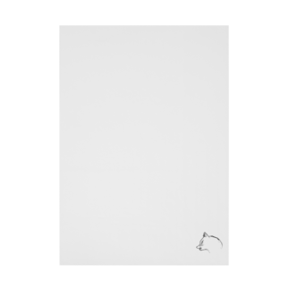 mirukurumiのWolf Stickable tarpaulin