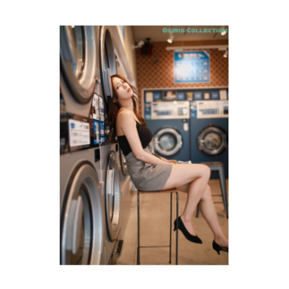 Osiris Collection ShopのOsiris Collection ターポリンポスター/ランドリー Stickable tarpaulin