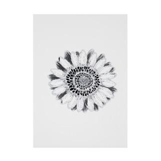 Flower 2 Stickable poster
