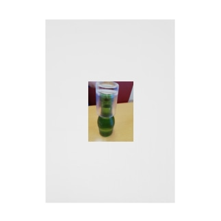 日本酒 Stickable tarpaulin