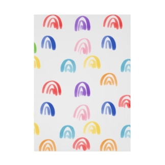 yoshikoのpeaceful Stickable tarpaulin