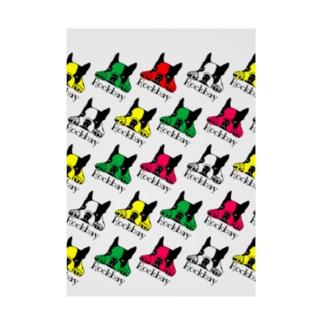 Rasta Rockbay  Stickable poster