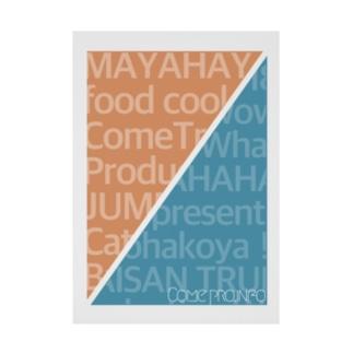 ComeTrue production2 Stickable poster