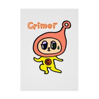 Crimer Stickable poster