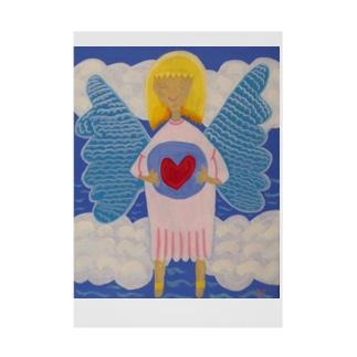 愛の天使 Stickable poster