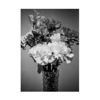 花飾り Stickable poster