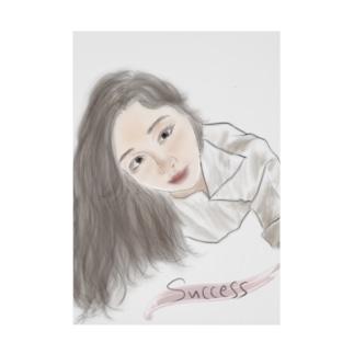 success Stickable poster