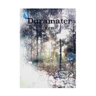 DuraMater Stickable poster