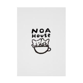 NOAHOUSE Stickable poster