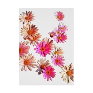 花はな Stickable poster