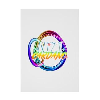 Nizi2 Stickable poster