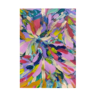 flowers Stickable poster