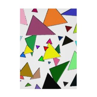 Trianglez_T Stickable poster