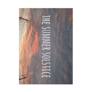 THE SUMMER SOLSTICE Stickable poster