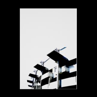 TATEYAMAのFLAT Stickable tarpaulin