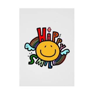 HAPPY SMILE☺︎ 吸着ターポリン