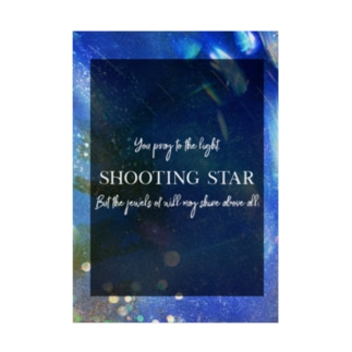 shootingstar Stickable tarpaulin