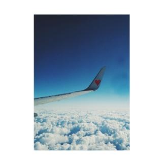 Sky.1 吸着ターポリン