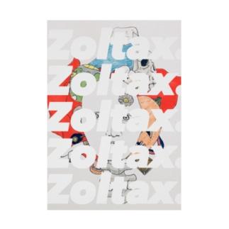 ハロウィンパーティー Stickable poster