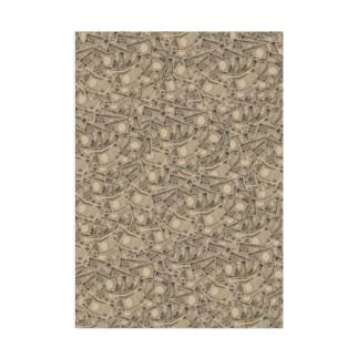 お金/万札 Stickable tarpaulin