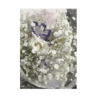 Lost'knotの遺族ヘノ餞 Stickable tarpaulin