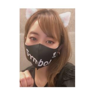 なーちゃん × NEM Symbol コラボGOODS Stickable poster