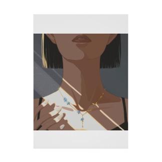 #01 sinsan Stickable poster