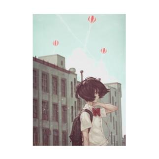 カオミンの白昼夢の午後 Stickable poster