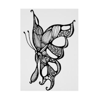 黒蝶 吸着ターポリン