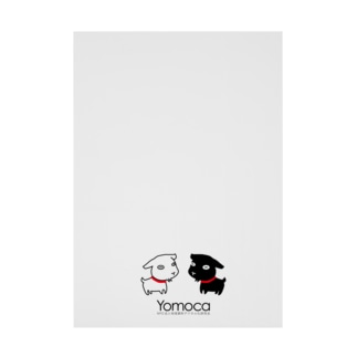 Yomoca (よもか) Stickable poster
