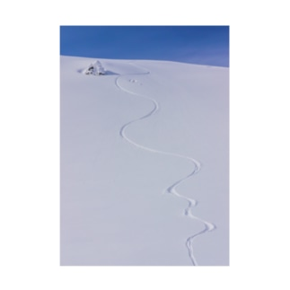 One line Stickable poster