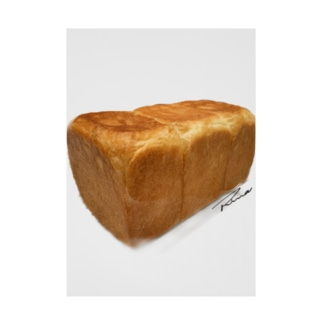 Plain bread 🍞 Stickable tarpaulin