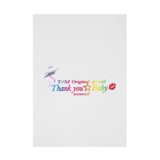 Thankyou☆Baby Stickable poster
