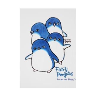 赤ちゃん…じゃねェよ!!!byフェアリーペンギン Stickable poster