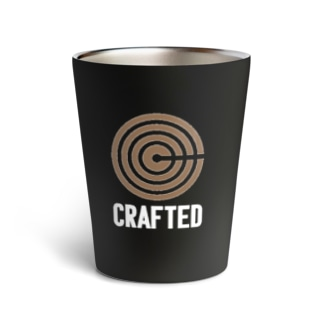 CRAFTED 白2 Thermo Tumbler