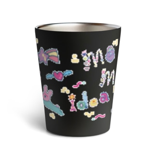 fancy宇宙旅 Thermo Tumbler