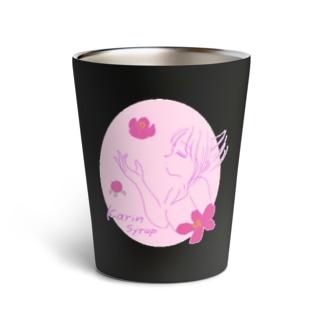 花梨の花香る(ピンク) Thermo Tumbler
