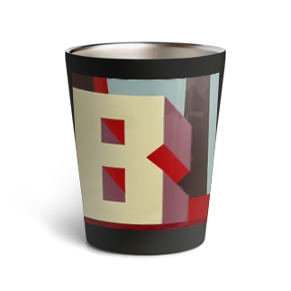 Shadow Type - Industrial B  Thermo Tumbler