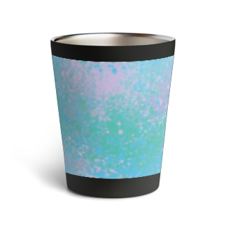 summer paint Thermo Tumbler