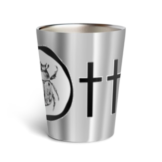 tottoロゴ Thermo Tumbler