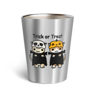 Trick or Treat Thermo Tumbler