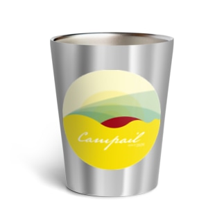 Campail-White Thermo Tumbler