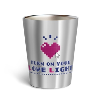 Turn on your love light Thermo Tumbler
