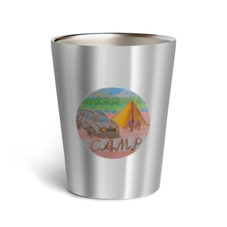 CAMP with CAR Thermo Tumbler