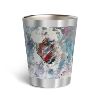 Side Face 003 Thermo Tumbler