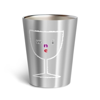 wine & cafe Thermo Tumbler