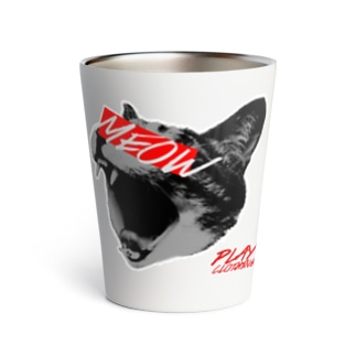 REAL MEOW R Thermo Tumbler