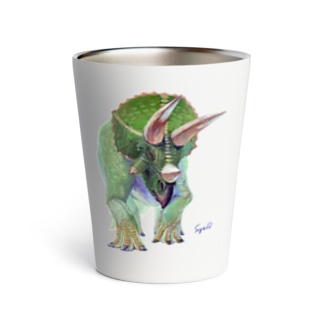 Triceratops Thermo Tumbler