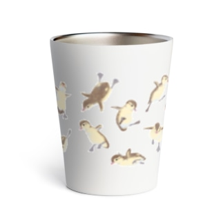 jumping duckling Thermo Tumbler